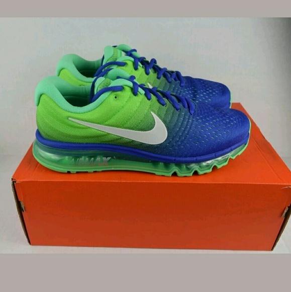 premium selection 5d005 999c9 Nike Air Max 2017 Running Shoes Airmax Men s 10.5.  M 5a891bfe3800c5d5d3c163f2